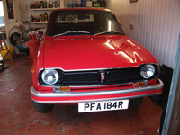 664 1976 honda civic mk1 icon