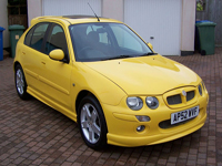 667 2002 mg zr 105 icon