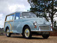 669 1968 morris minor traveller icon