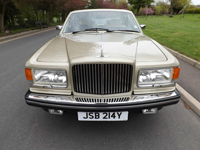 677 1983 bentley mulsanne turbo icon