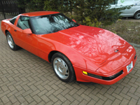 701 1992 Chevrolet Corvette C4 LT1 Icon