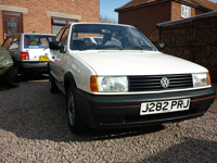 723 1992 Volkswagen Polo CL Icon