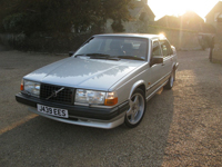 724 1992 Volvo 940 SE 2.0L Turbo Wentworth Icon