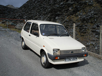 727 1986 Austin Metro Mk2 City X Icon