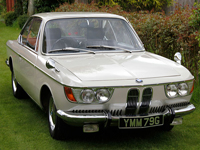 729 1968 BMW 2000CS Coupe Icon