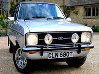 743 1978 Ford Escort Mk2 1.6 Ghia Auto Icon
