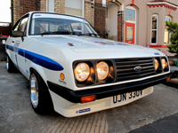 744 1979 Ford Escort Mk2 RS2000 Icon