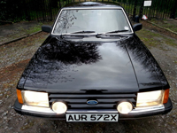 747 1981 Ford Granada 2.1 DL Icon
