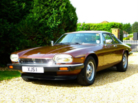 751 1981 Jaguar XJ-S 5.3 V12 HE Icon