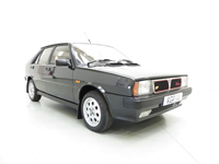 755 1990 Lancia Delta HF Turbo Icon