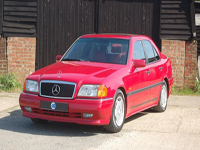 757 1994 Mercedes-Benz C180 Icon