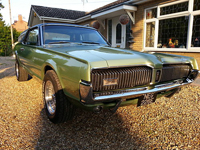 758 1967 Mercury Cougar XR7 302 V8 Icon