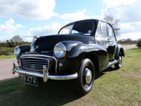 761 1955 Morris Minor Split Screen Icon