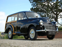 762 1962 Morris Minor Traveller Icon