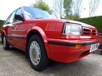 763 1990 Nissan Bluebird 1.8 GS Icon