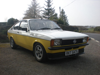 765 1978 Opel Kadett GTE C Coupe Icon