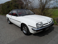 767 1978 Opel Manta 1.9 SR Berlinetta Coupe Icon