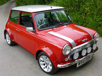 771 2000 Rover Mini Cooper Sport Icon