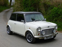 773 1999 Rover Mini Seven Icon