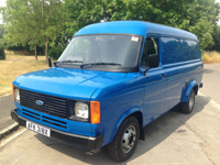 789 1981 Ford Transit 2000cc Petrol Icon