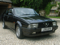 791 1991 Alfa Romeo 75 2.0 Twin Spark LE Icon