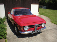 792 1969 Alfa Romeo GT Junior 1300 Scalino Icon
