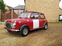803 1971 Austin Mini Cooper S Race Replica Icon