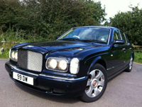 807 2000 Bentley Arnage Red Label Icon