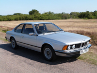 809 1979 BMW 633 CSi Icon