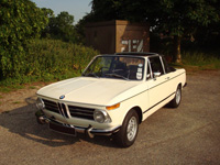 810 1973 BMW 2002 Cabriolet Icon