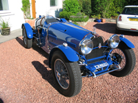 817 1933 Bugatti Type 59 Grand Prix Replica Icon
