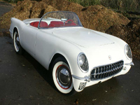 823 1954 Chevrolet Corvette C1 Speedster 5.4 V8 Icon
