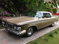 826 1963 Chrysler Imperial Custom Hardtop Icon