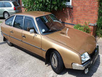 827 1975 Citroen CX 2200 Series Icon