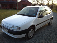 828 1996 Citroen Saxo LX Icon