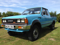 835 1984 Datsun 720 King Cab Icon