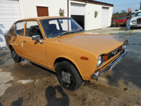 836 1977 Datsun Cherry 100A Icon