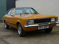 861 1976 Ford Cortina MK3 1300 L Icon
