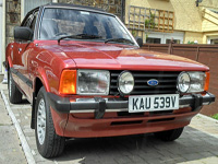 864 1979 Ford Cortina MK5 Ghia S Icon