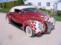 865 1940 Ford Coupe Custom Icon