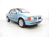 878 1989 Ford Escort MK3 XR3i Cabriolet Special Edition Icon