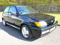 892 1991 Ford Fiesta MK3 RS Turbo Icon