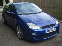 895 2003 Ford Focus RS MK1 Icon