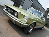 900 1967 Ford Mustang Fastback GT Icon