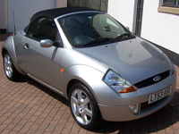 905 2003 Ford Street Ka Convertible Icon