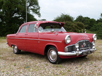910 1959 Ford Zephyr MK2 2.6 Low Line Icon