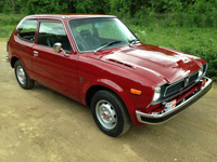 915 1976 Honda Civic MK1 Icon