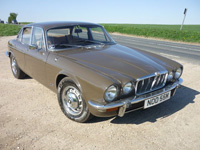 928 1973 Jaguar XJ6 Series II 4.2 Icon