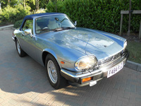 929 1988 Jaguar XJ-S 5.3 V12 Icon