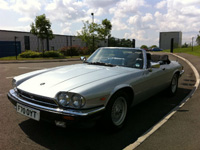 930 1988 Jaguar XJ-S 5.3 V12 TWR Convertible Icon